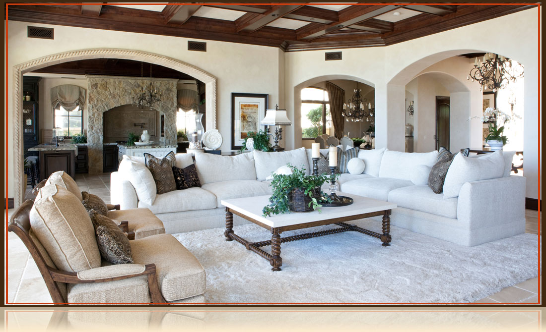 A unique collection of fine home furnishings accessories and award winning interior design services - Home decor stores san francisco decor ...